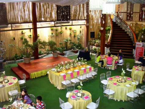 Search for the venue part 1 grand terrace happily ever for Terrace 45 quezon city