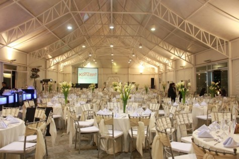 Trust u2013 another tent venue good for bigger parties. Can accommodate 450 pax. Like Loyalty this venue is also fully air-conditioned. & garden wedding | HAPPILY EVER AFTER